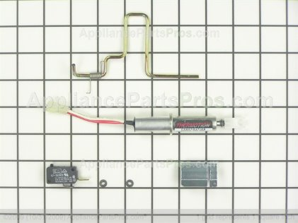 Frigidaire Heat Motor & Chute 5303917782 from AppliancePartsPros.com