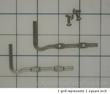Frigidaire Hinge Set R & L 5303931769 from AppliancePartsPros.com
