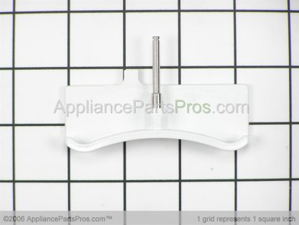 Frigidaire Ice and Water Dispenser Actuator 218796501 from AppliancePartsPros.com