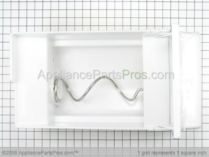 Frigidaire Ice Container Assy 241860802 from AppliancePartsPros.com