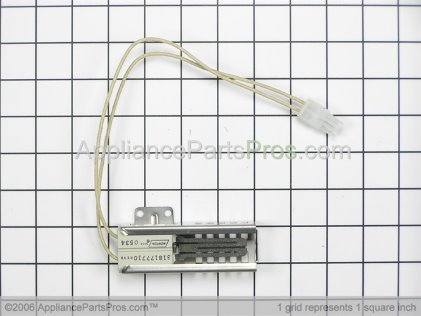 Frigidaire Igniter 318177710 from AppliancePartsPros.com