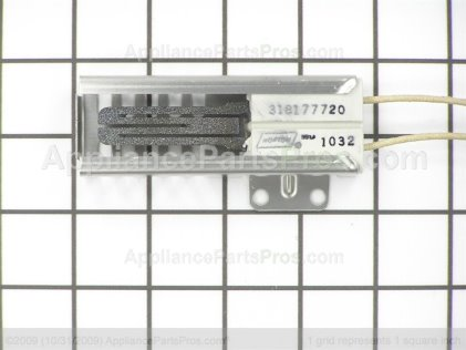 Frigidaire Ignitor, Oven Burner 318177720 from AppliancePartsPros.com