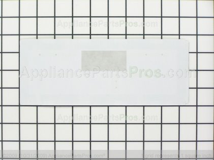 Frigidaire Insert 316352002 from AppliancePartsPros.com