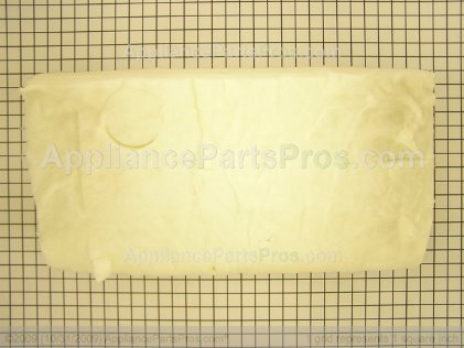 Frigidaire INSULATION`1`` `oven Back 316054202 from AppliancePartsPros.com