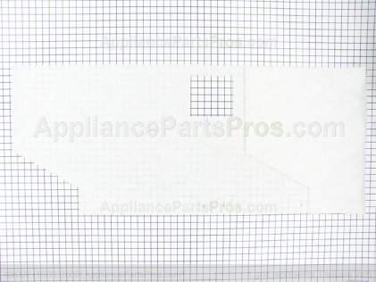 Frigidaire Insulation 154859001 from AppliancePartsPros.com