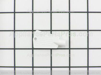 Frigidaire Key 297147700 from AppliancePartsPros.com