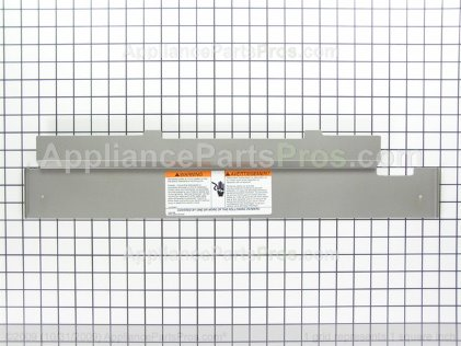 Frigidaire Kickplate 154658005 from AppliancePartsPros.com