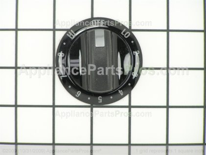 Frigidaire Knob 316208113 from AppliancePartsPros.com