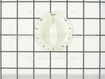 Frigidaire Knob 316442402 from AppliancePartsPros.com