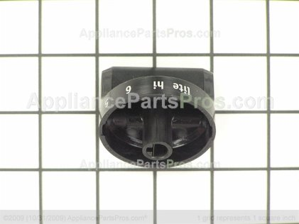 Frigidaire Knob 316564508 from AppliancePartsPros.com