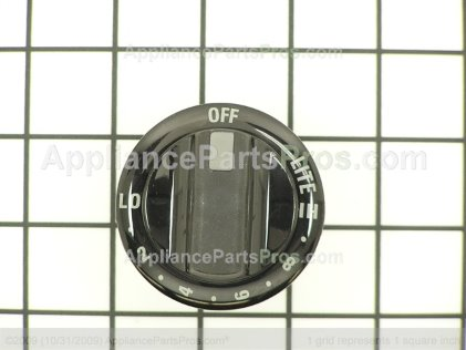 Frigidaire Knob 318271802 from AppliancePartsPros.com