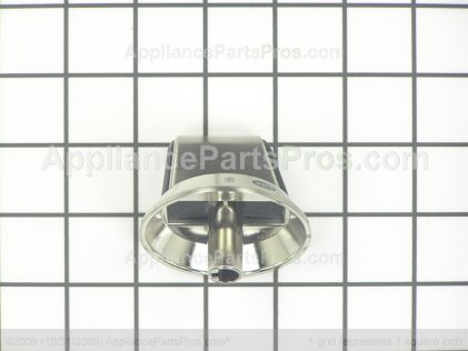 Frigidaire Knob 318602601 from AppliancePartsPros.com