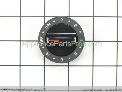 Frigidaire Knob 5303091393 from AppliancePartsPros.com