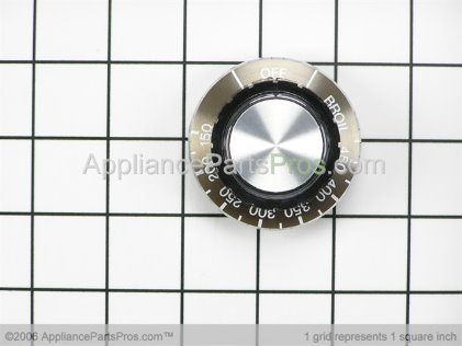 Frigidaire Knob 5303912632 from AppliancePartsPros.com