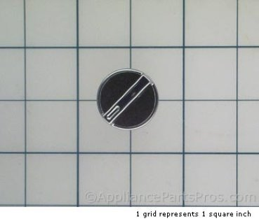 Frigidaire Knob 5308016109 from AppliancePartsPros.com