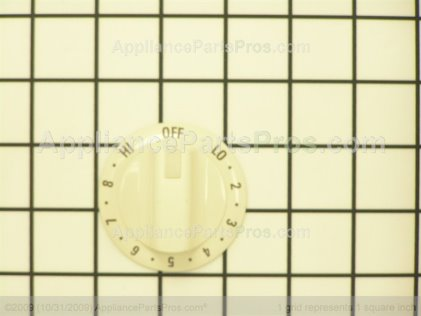 Frigidaire Knob,bisque 316208102 from AppliancePartsPros.com
