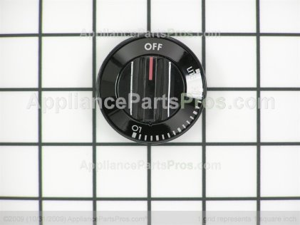 Frigidaire Knob, Control 318016209 from AppliancePartsPros.com