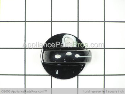 Frigidaire Knob`control `black 316223002 from AppliancePartsPros.com