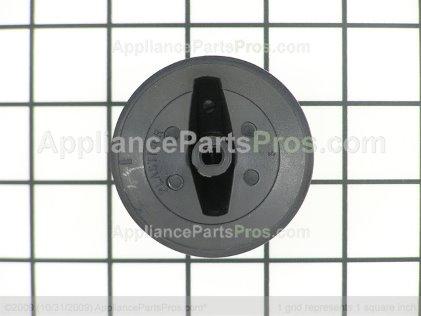 Frigidaire Knob, Dual Control , Black 318196631 from AppliancePartsPros.com