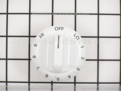 Frigidaire Knob-Infinite Switch 316108917 from AppliancePartsPros.com