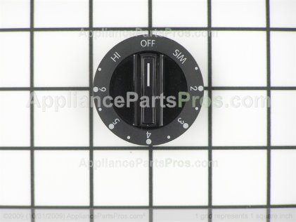 Frigidaire Knob`infinite Switch `black 316123303 from AppliancePartsPros.com