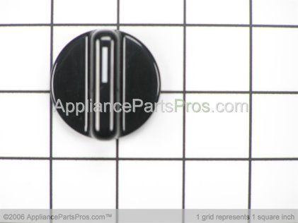 Frigidaire Knob-Rot Blk/gray-M 131786602 from AppliancePartsPros.com