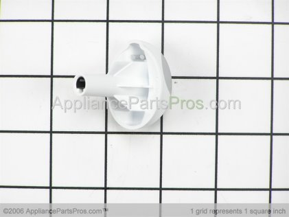 Frigidaire Knob-Rot-Taw-White 134042700 from AppliancePartsPros.com