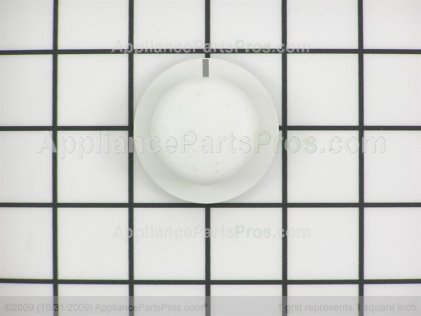 Frigidaire Knob-Rotary-White 131032501 from AppliancePartsPros.com