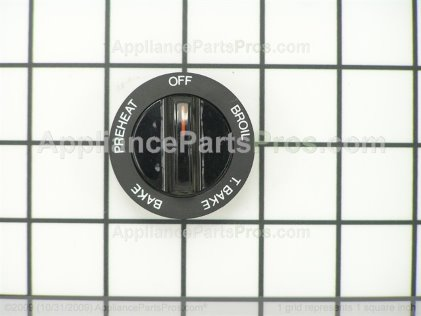 Frigidaire Knob, Selector 5 Pos. 3051821 from AppliancePartsPros.com