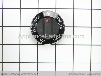 Frigidaire Knob-Thermostat 316019165 from AppliancePartsPros.com