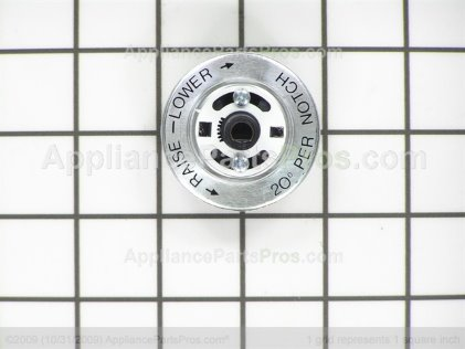 Frigidaire Knob-Thermostat Low 316019164 from AppliancePartsPros.com