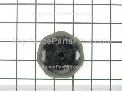 Frigidaire Knob,timer ,graphite ,assy 134035202 from AppliancePartsPros.com