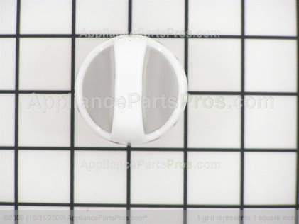 Frigidaire Knob-Wht/gray-Lc Wsh Timer S1 131977101 from AppliancePartsPros.com