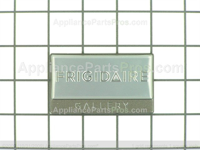 Frigidaire 242015201 Label Appliancepartspros Com