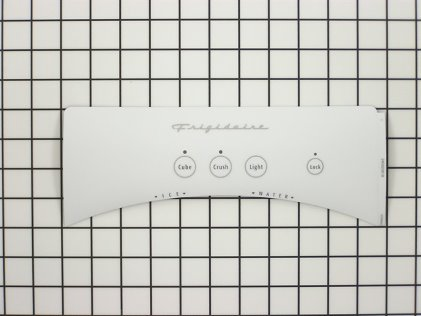 Frigidaire Label-Module Cover, White 240323918 from AppliancePartsPros.com