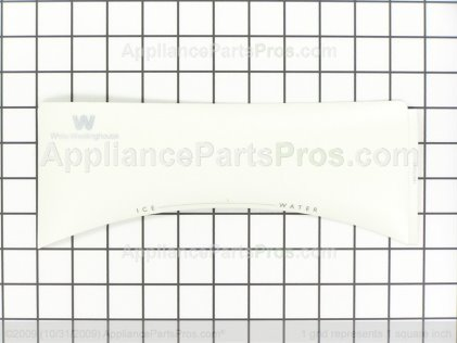 Frigidaire Label-Module Cover,bisque 240323941 from AppliancePartsPros.com