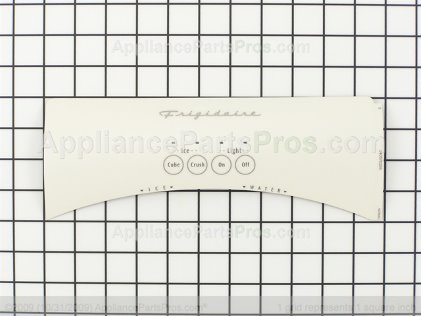 Frigidaire Label-Module Cover,bisque 240570205 from AppliancePartsPros.com