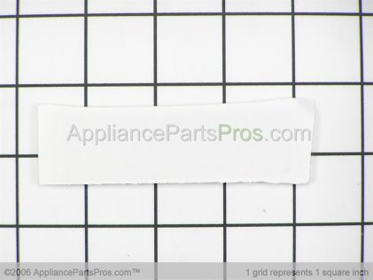 Frigidaire Label-Nameplate 240558802 from AppliancePartsPros.com