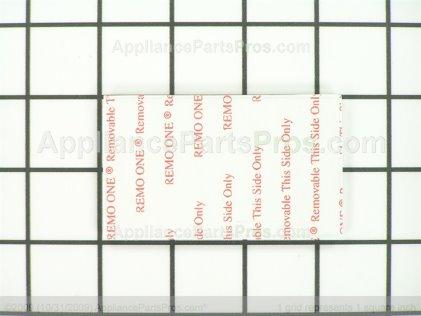 Frigidaire Label-Nameplate 242015101 from AppliancePartsPros.com