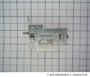Frigidaire Latch W/switch 5303943128 from AppliancePartsPros.com
