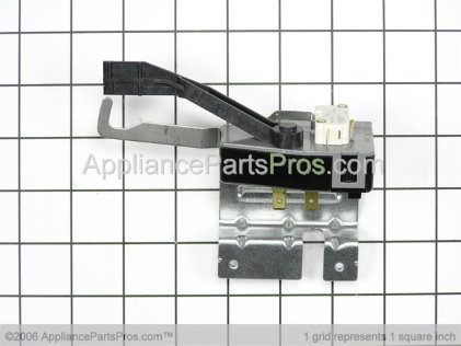 Frigidaire Lid Lock Switch Assembly 134101800 from AppliancePartsPros.com