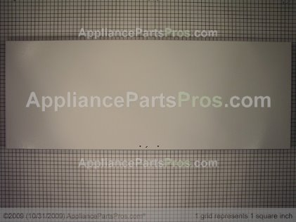 Frigidaire Lid,white 216032422 from AppliancePartsPros.com
