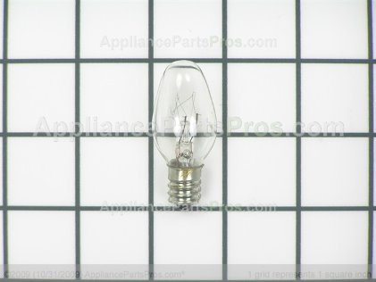 Frigidaire Light Bulb 218284900 from AppliancePartsPros.com