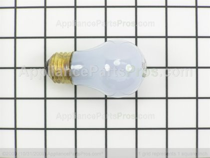 Frigidaire Light Bulb 241560701 from AppliancePartsPros.com