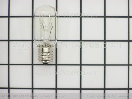 Frigidaire Light Bulb/lamp 216846400 from AppliancePartsPros.com