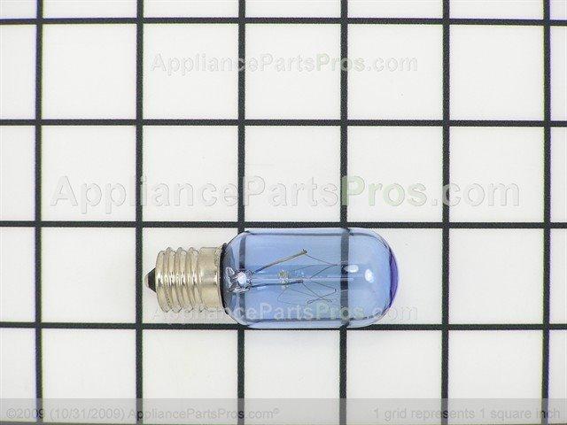 frigidaire light bulb lamp 297048600 from. Black Bedroom Furniture Sets. Home Design Ideas