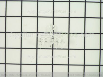Frigidaire Light Pipe 134429100 from AppliancePartsPros.com