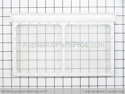 Frigidaire Lint Trap 131450300 from AppliancePartsPros.com