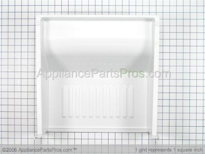 Frigidaire Lower Storage Pan 5303289501 from AppliancePartsPros.com