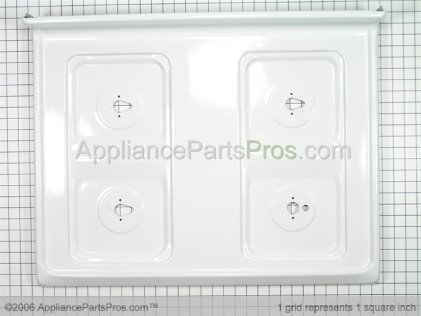 Frigidaire Main Top 316202332 from AppliancePartsPros.com